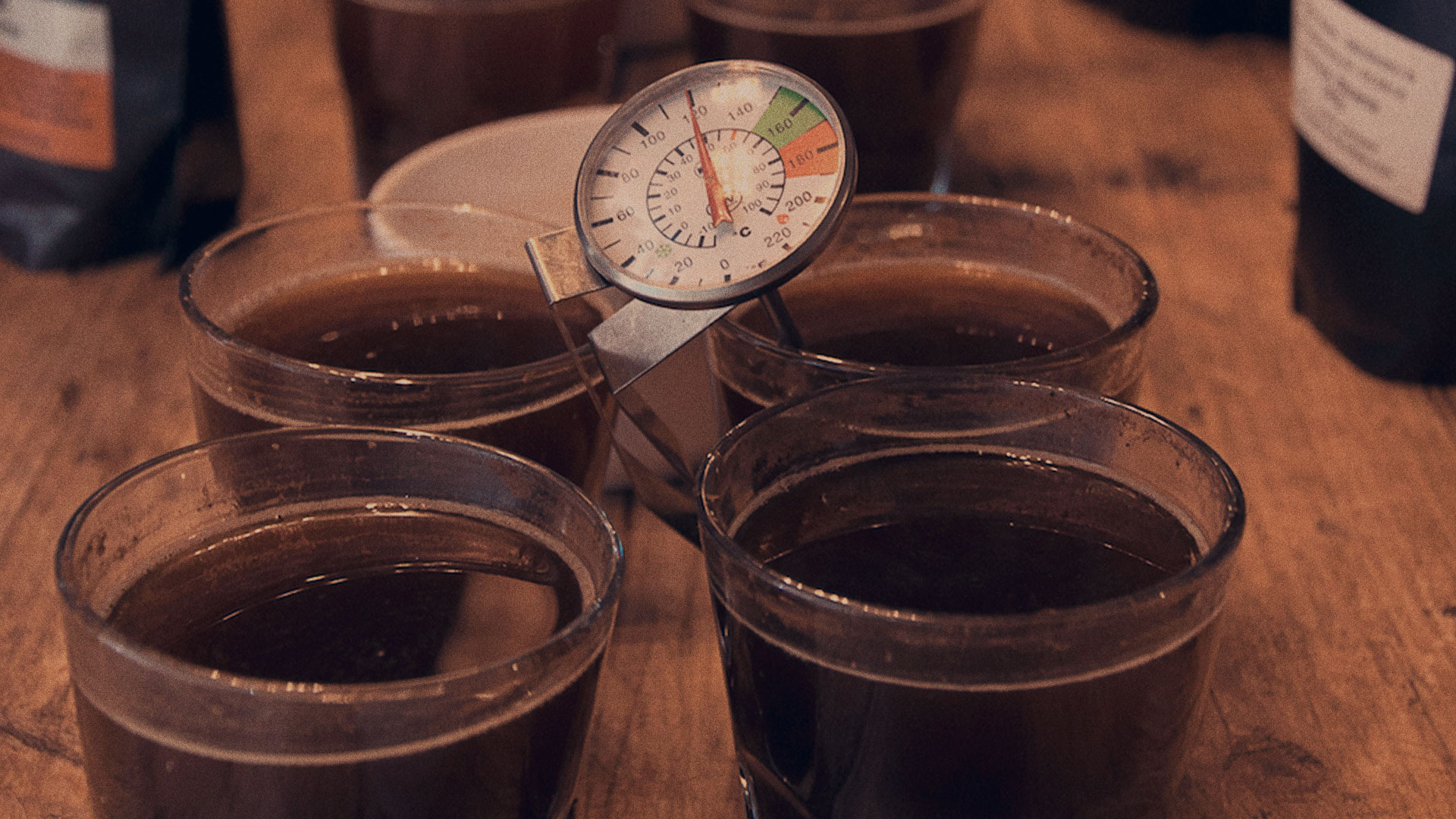 The Cupping Table: A Barista's Personal Journey of Discovery